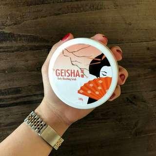 Geisha Bleaching Scrub