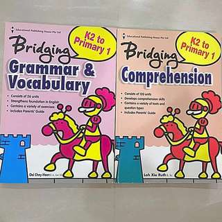 EPH Comprehension, Grammar and Vocabulary for K2 to P1