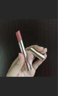 日本專櫃 佳麗寶 唇膏 鮭魚粉