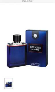 BRAND NEW Balmain men's perfume