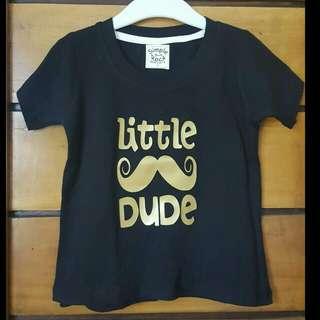 Gold design Tshirt
