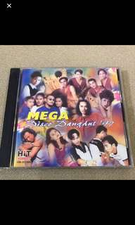 Cd Box 16 - Mega Disco Dangdut '97