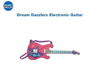 Pink guitar dream dazzler