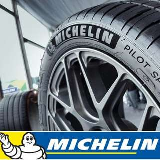 Michelin Tyres Mega Sale