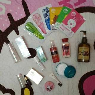 Beauty Stuff (can nego if you buy more than 2 items)