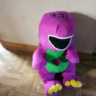 2 ft Barney Stuff Toy