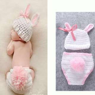 Baby Bunny Rabbit Shooting Photography Studio Costume
