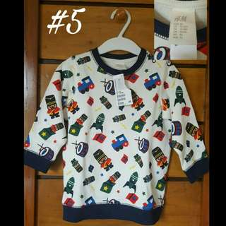 Christmas theme Longsleeve sweater for toddler