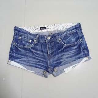 Mini maong Shorts