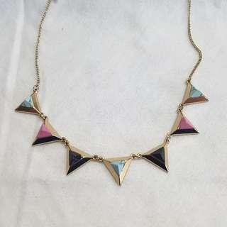 H&M necklaces