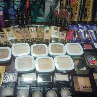 Authentic Make-up Now Available❤