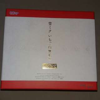 BIB (Close to unused) Nendoroid 303 Ichigo Shiromuku ver., Snow Miku 2013 (Authentic!)