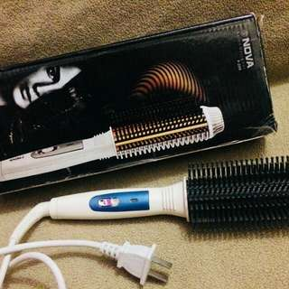 NOVA Hair Brush Iron