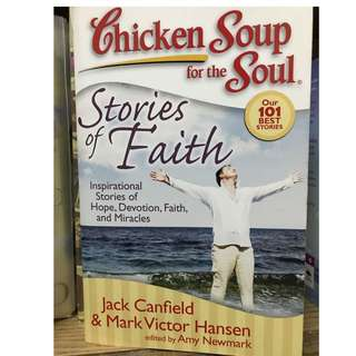 Chicken Soup - Stories of Faith