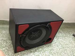 "Xtreme woofer 12"" with box"