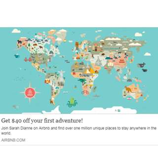 Free  ₱1,100 discount on Airbnb