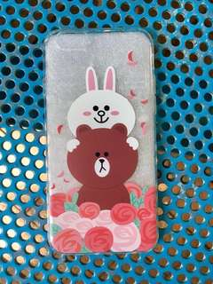 iPhone Case 手機殼 Brown & Cony Line Friends 熊大 兔兔 6/6s