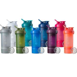 BlenderBottle® ProStak™ Protein Shaker