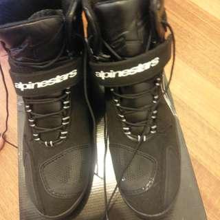 Alpinestars Riding Boots Never Used