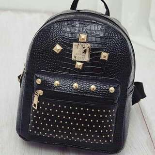 "Korean backpack (11""× 10"")"