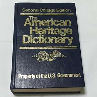 Give away The American Heritage Dictionary