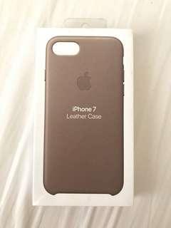 Original iPhone 7/8 Apple Leather Case