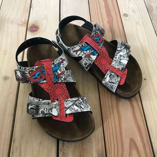 Disney Birkenstock Spiderman