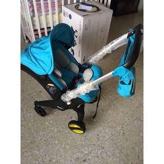 Doona Carseat Stroller - Turquoise