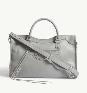 Balenciaga - Classic City Medium Leather Shoulder Bag