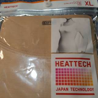 BRAND NEW UNIQLO HEATTECH LONGSLEEVE (THERMAL)