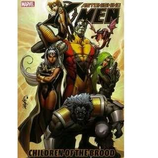 (Brand New)   Astonishing X-Men Astonishing X-men - Vol. 8: Children Of The Brood Children of the Brood Vol. 8  By: Christos Gage, James Asmus, Juan Bobillo (Illustrator)