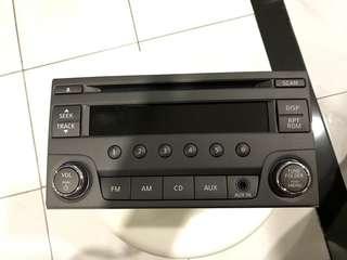 Original Nissan Grand Livina Audio Player
