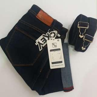 Short Jeans Pants