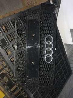 Audi A5 -RS5 honeycomb grill