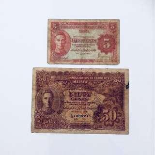 Old Malaya Notes