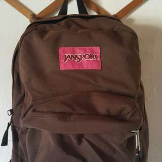 Jansport backpack bag