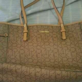 Preloved branded bags