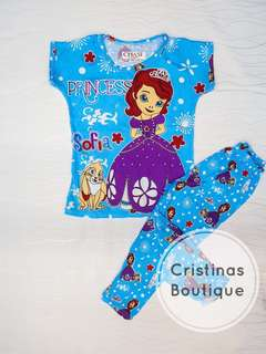 Princess Sofia Sleepwear Set