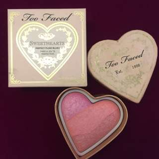 Blushon Too Faced