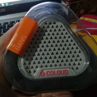 The Bang coloud speaker