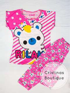 Rilakuma Sleepwear Set