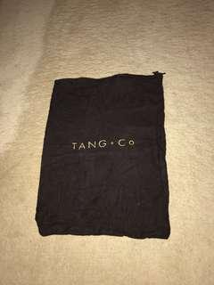 Tang&Co dust bag