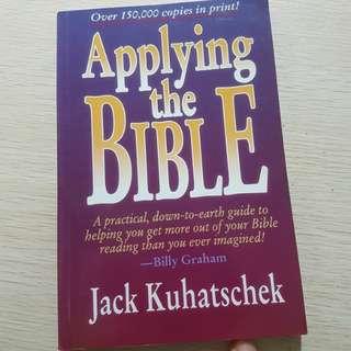 Christian Books Applying the Bible