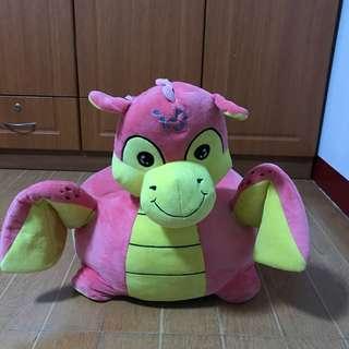 Animal Baby Seat Plush Toy