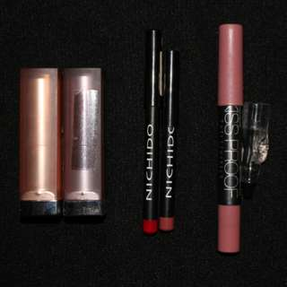 Lip Sticks, Pencil& Liners