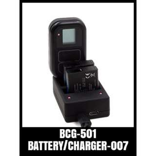 BCG-501 GP MULTI FUNCTIONAL CHARGER FOR HERO5