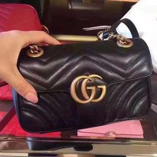 Gucci marmont 23cm