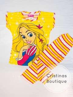 Rapunzel Sleepwear Set
