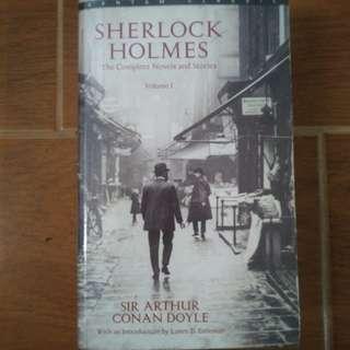 Sherlock Holmes Set (Volume I and II)