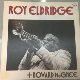 Roy Aldridge, Howard McGhee – Roy Aldrige + Howard Mcghee, Japan Press Mono Vinyl LP, Vogue – YX-2048, no OBI